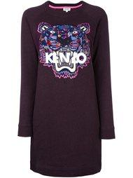 платье-толстовка 'Tiger'  Kenzo