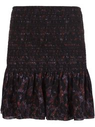 fitted ruffled short skirt Derek Lam 10 Crosby