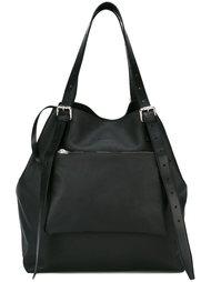 сумка-тоут с пряжками Mm6 Maison Margiela