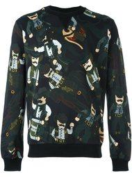 Cowboy print sweatshirt  Dolce & Gabbana