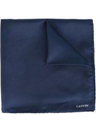 classic plain pocket square Lanvin