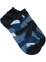 камуфляжные носки Diesel