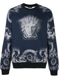 толстовка 'Lenticular Foulard' Versace