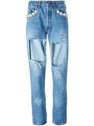 джинсы 'Boy Slim' Forte Couture