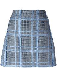 жаккардовая юбка Versace