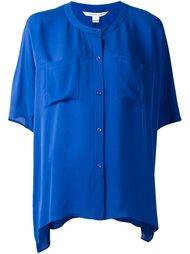 блузка свободного кроя  Diane Von Furstenberg