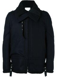 куртка с многослойным воротником Sacai
