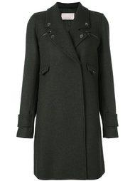 пальто в стиле милитари Giamba