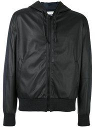 куртка с капюшоном MSGM