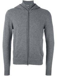 свитер с капюшоном Z Zegna