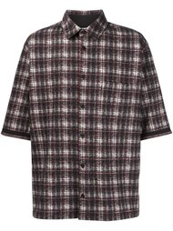 plaid shirt Aganovich