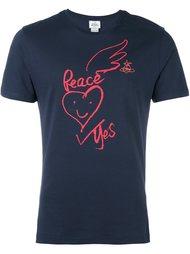 футболка 'War And Peace' Vivienne Westwood Man