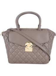 quilted tote Love Moschino