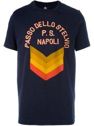 футболка с графическим принтом PS Paul Smith
