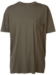 chest pocket T-shirt John Elliott