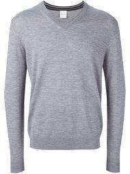 свитер с V-образным вырезом Paul Smith