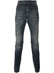 джинсы с панельным дизайном  Faith Connexion