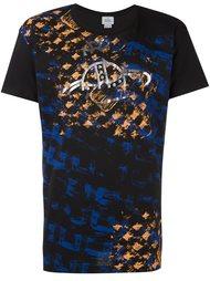 футболка с графическим узором Vivienne Westwood Man