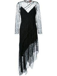кружевное платье Manning Cartell