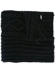 вязаный шарф Diesel