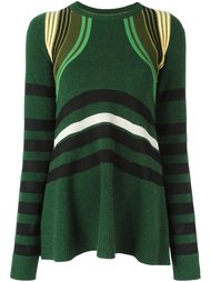 striped jumper Paco Rabanne