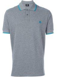 футболка-поло с вышитым логотипом PS Paul Smith
