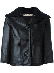 укороченная куртка Marni