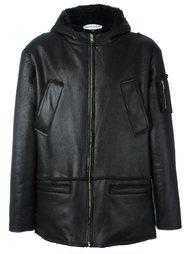 пальто с капюшоном Gosha Rubchinskiy