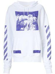 printed hoodie Off-White
