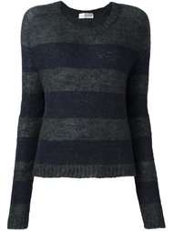 свитер в полоску  Faith Connexion