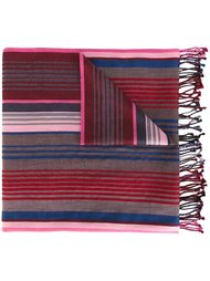 полосатый шарф PS Paul Smith