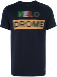футболка 'Velodrome'  PS Paul Smith