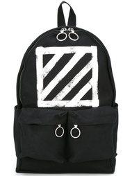 рюкзак в полоску Off-White