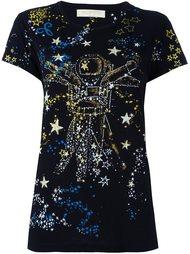 футболка 'Astro Couture'  Valentino
