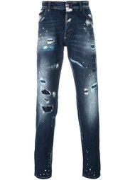 джинсы прямого кроя  'Wow'  Philipp Plein