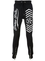 спортивные брюки 'Look At You' Philipp Plein