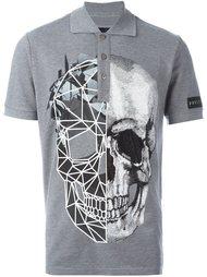 рубашка-поло с черепом Philipp Plein
