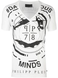 футболка 'Unstoppable'  Philipp Plein