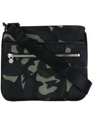 сумка с камуфляжным принтом  Philipp Plein
