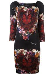 платье 'Floral Boom' Philipp Plein
