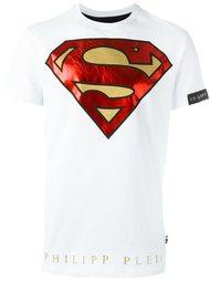футболка 'Super Hilipp' Philipp Plein
