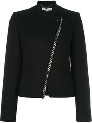 асимметричный укороченный пиджак 'Falabella'  Stella McCartney
