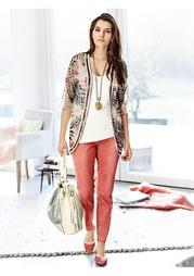 Моделирующие джинсы-дудочки Ashley Brooke