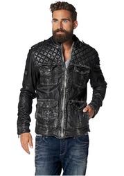 """Кожаная куртка """"Rockinham"""" Maze"""