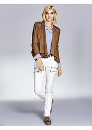 Кожаная куртка Mandarin