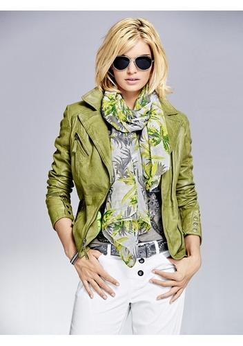 Купить кожаную куртку женскую фисташкового цвета eae ioee eou ianoiyuo? noii eo prada