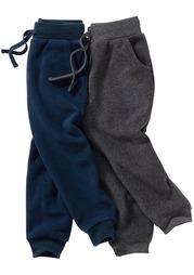 Флисовые брюки, 2 пары
