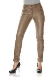Кожаные брюки Mandarin