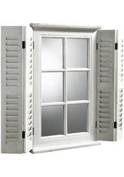 Зеркальное окно Heine Home