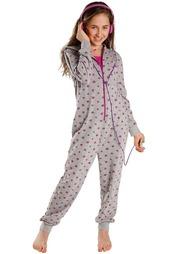 Пижама-комбинезон PETITE FLEUR